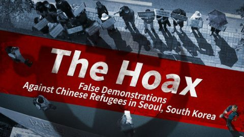 The Hoax:False Demonstrations Against Chinese Refugees in Seoul, South Korea