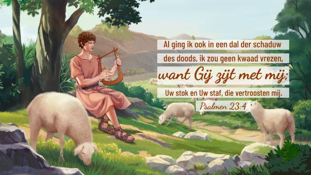 Dagelijks evangelie – God is onze afhankelijkheid.