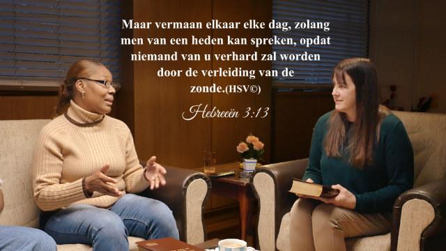 Dagelijks evangelie – Hebreeën 3:13