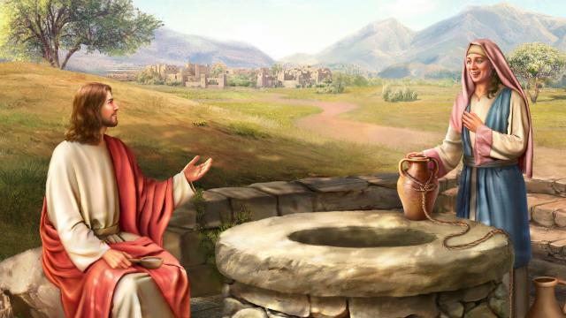 Bijbelse figuur - Samaritaanse vrouw