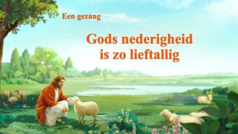 Nederlandse kerkmuziek 2019 'Gods nederigheid is zo lieftallig' Nieuwe officiële video