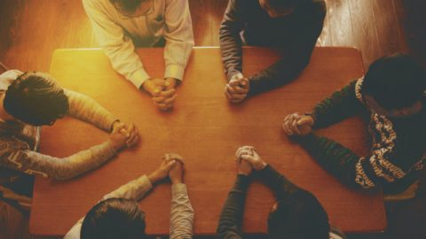 De kracht van het gebed