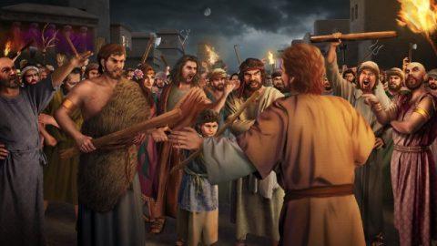 De verdorvenheid van Sodom: het maakt de mens woedend en God razend