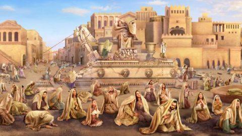De rechtvaardige gezindheid van de Schepper is echt en levendig