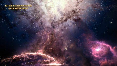 Muzikale documentaire 'God houdt soevereiniteit over alle dingen in het universum'