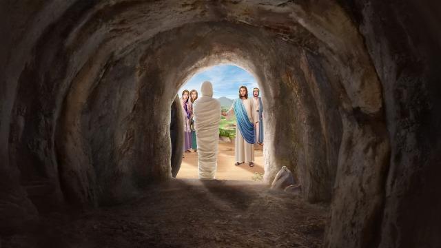 Jezus doet wonderen | De opwekking van Lazarus verheerlijkt God