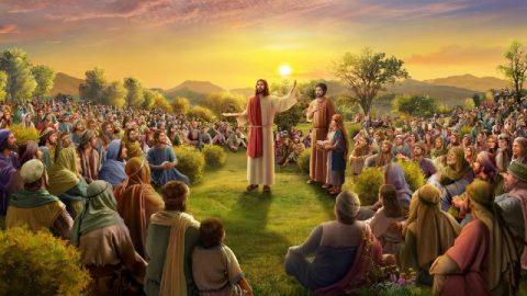 Jezus doet wonderen