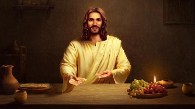 Waarom werkt God door de incarnatie maar niet door de Geest?