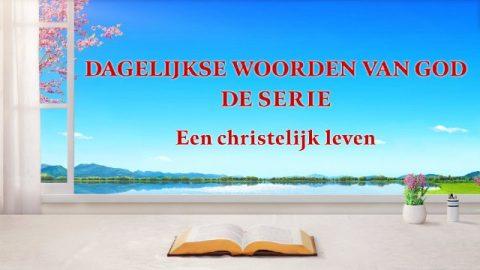 Dagelijkse woorden van God 'De mens kan alleen gered worden onder Gods management' (Fragment II)