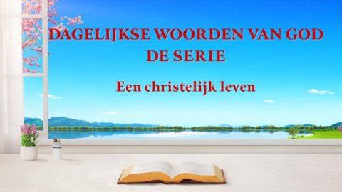 Dagelijkse woorden van God 'Christus doet het werk van het oordeel met de waarheid' (Fragment II)