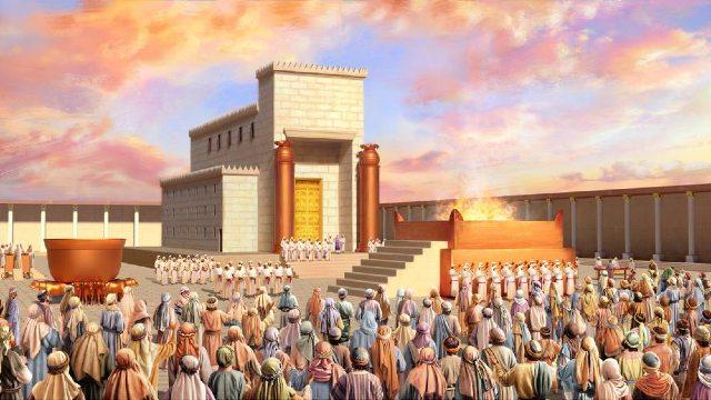 De betekenis van het feit dat God de naam Jehova aanneemt in het Tijdperk van de Wet