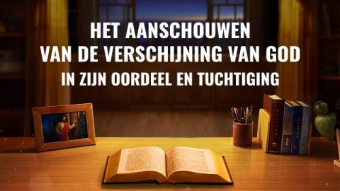 Het aanschouwen van de verschijning van God in Zijn oordeel en tuchtiging