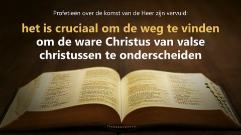 Profetieën over de komst van de Heer: het is cruciaal om de weg te begrijpen om de ware Christus van valse christussen te onderscheiden