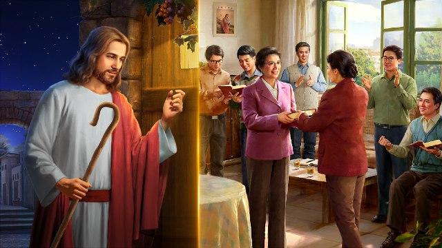 de Heer Jezus is teruggekeerd
