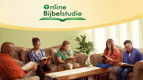 Online Bijbelstudie